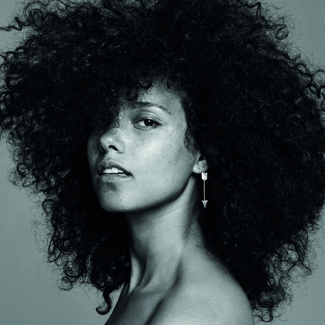 A photo of Alicia Keys