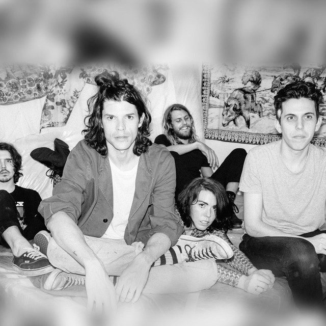 A photo of Grouplove