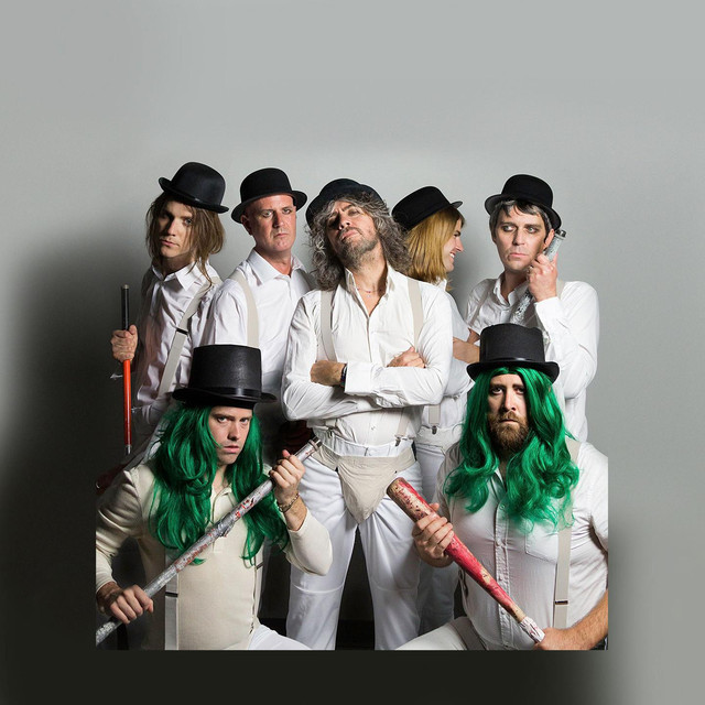 A photo of The Flaming Lips