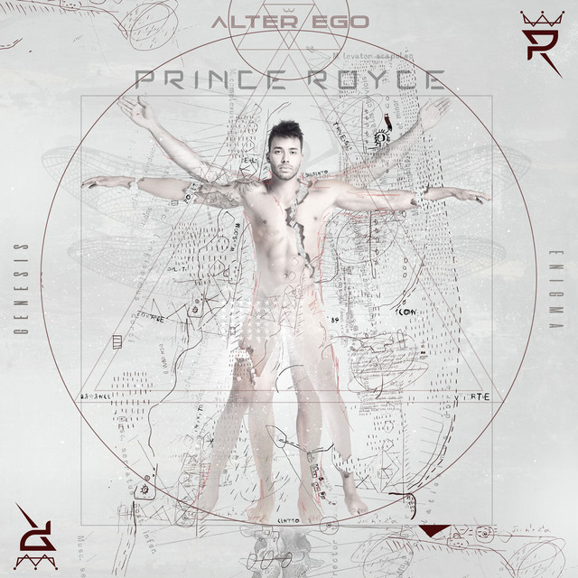 The album cover for ALTER EGO by Prince Royce
