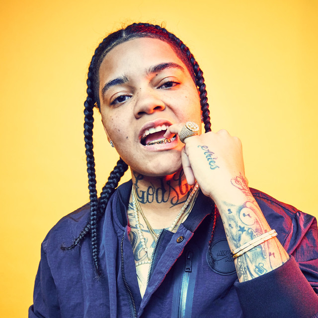 A photo of Young M.A