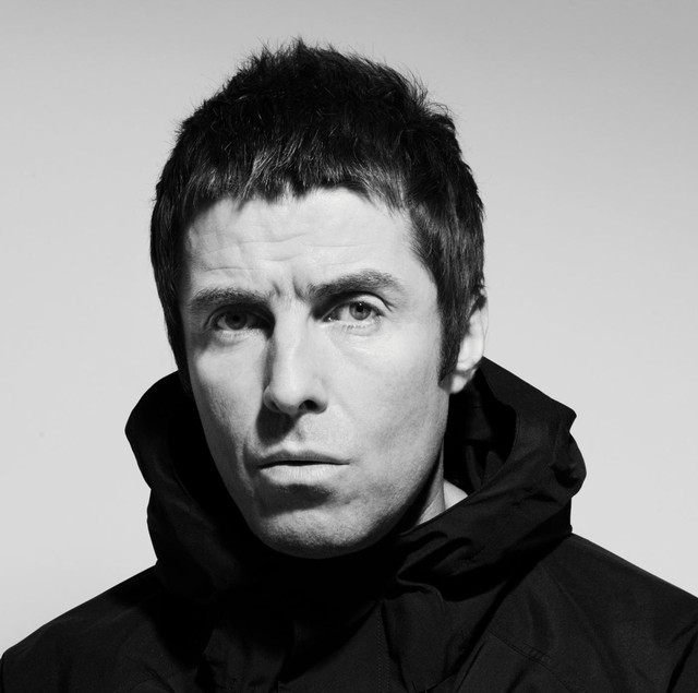 A photo of Liam Gallagher