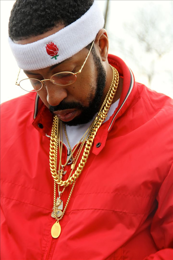 A photo of Roc Marciano