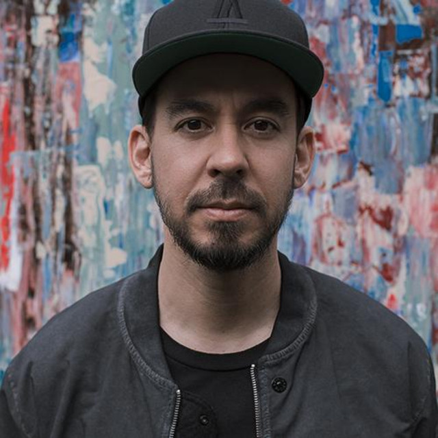 A photo of Mike Shinoda