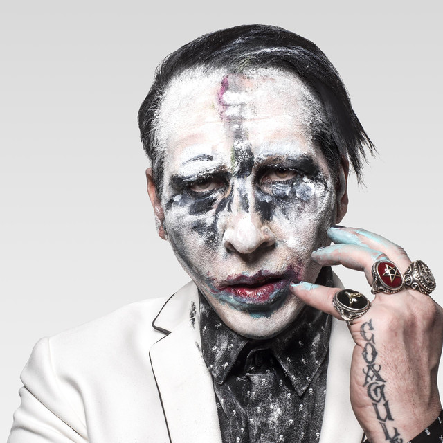 A photo of Marilyn Manson