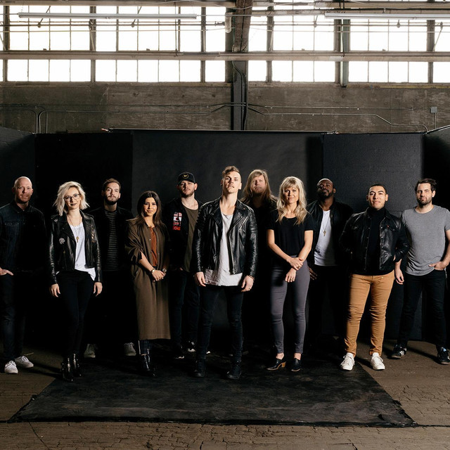 A photo of Elevation Worship