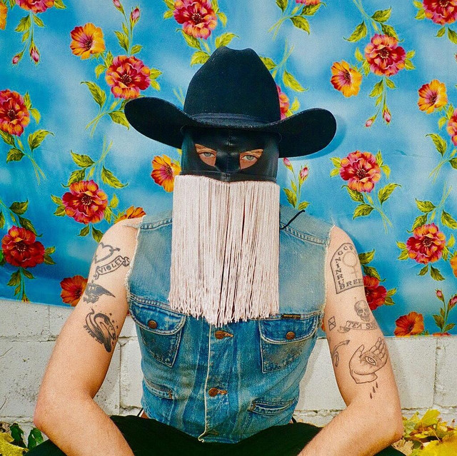 A photo of Orville Peck