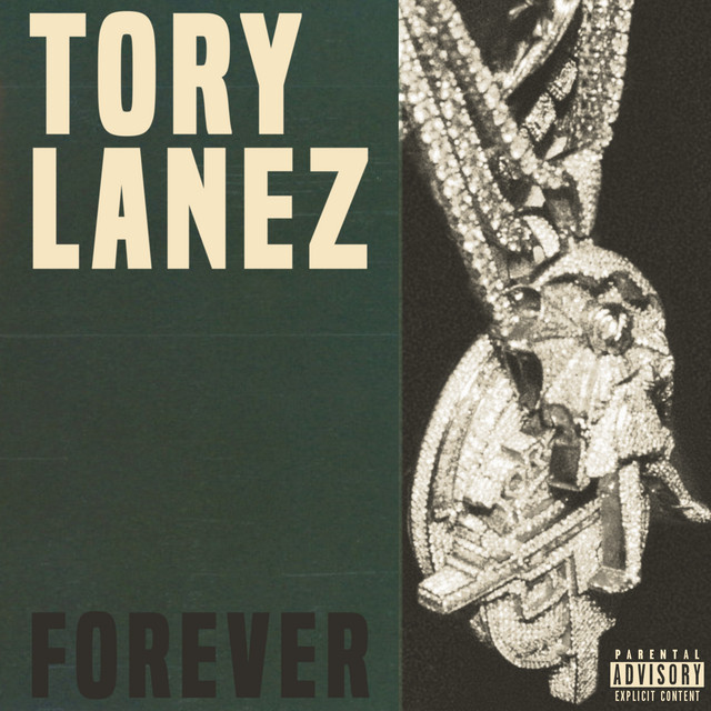 The album cover for Forever by Tory Lanez