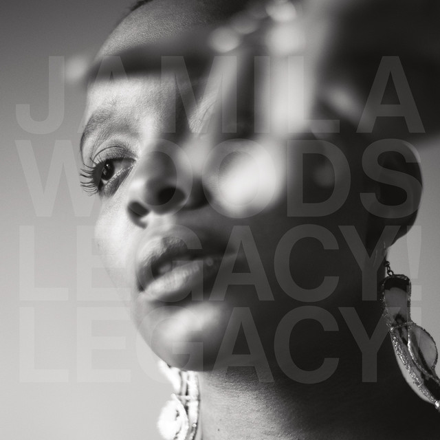 The album cover for LEGACY! LEGACY! by Jamila Woods