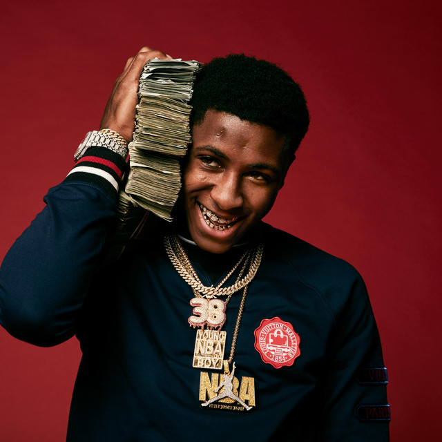 A photo of YoungBoy Never Broke Again