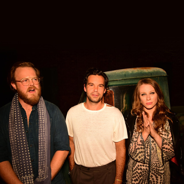 A photo of The Lone Bellow