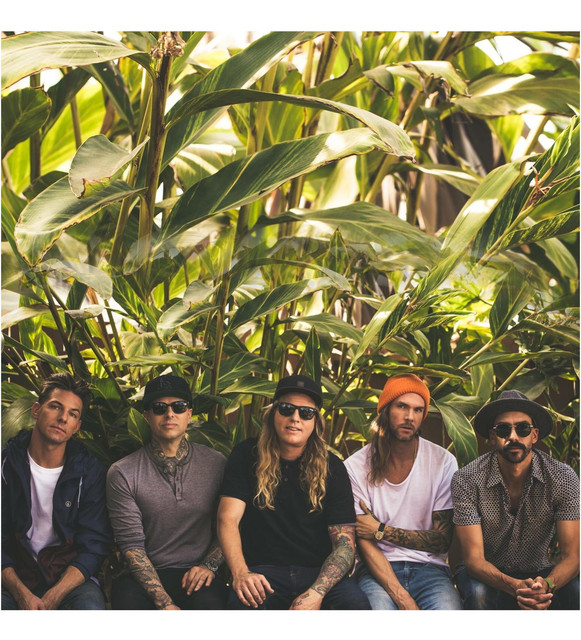 A photo of Dirty Heads