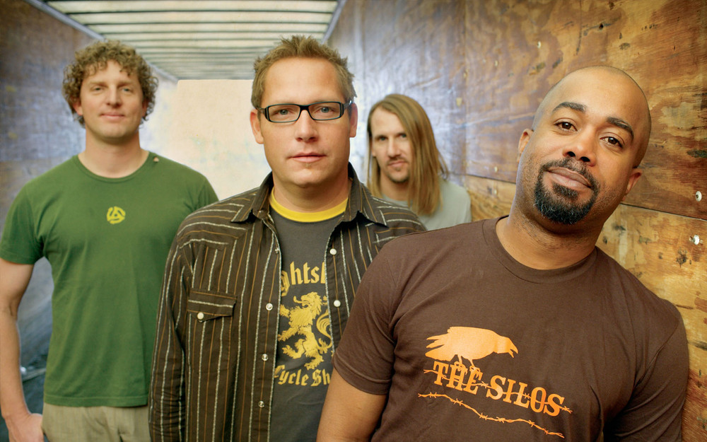 A photo of Hootie & The Blowfish
