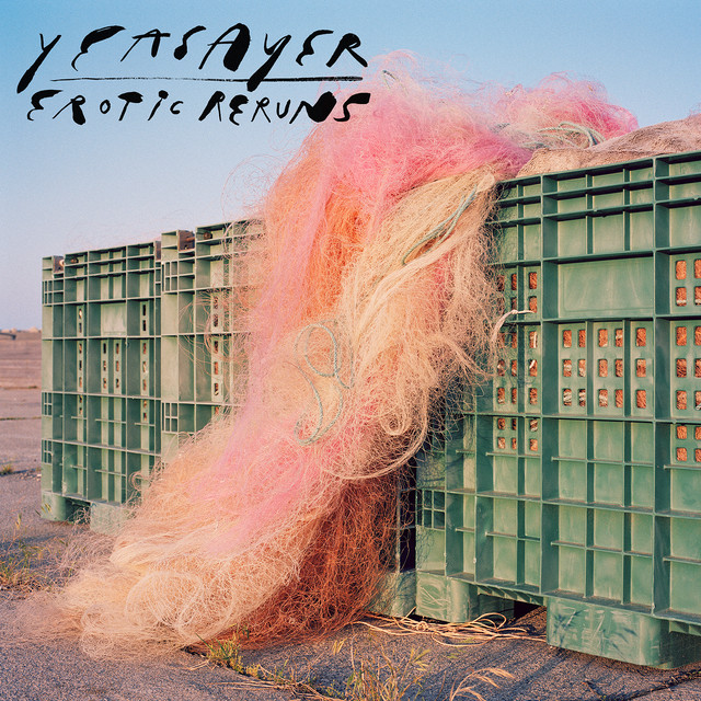The album cover for Erotic Reruns by Yeasayer
