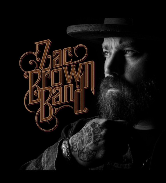 A photo of Zac Brown Band