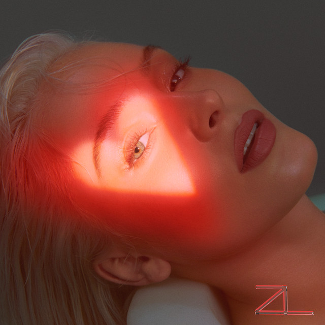The album cover for Talk About Love (feat. Young Thug) by Zara Larsson