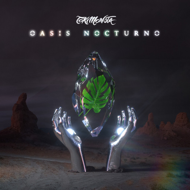 The album cover for Oasis Nocturno by TOKiMONSTA