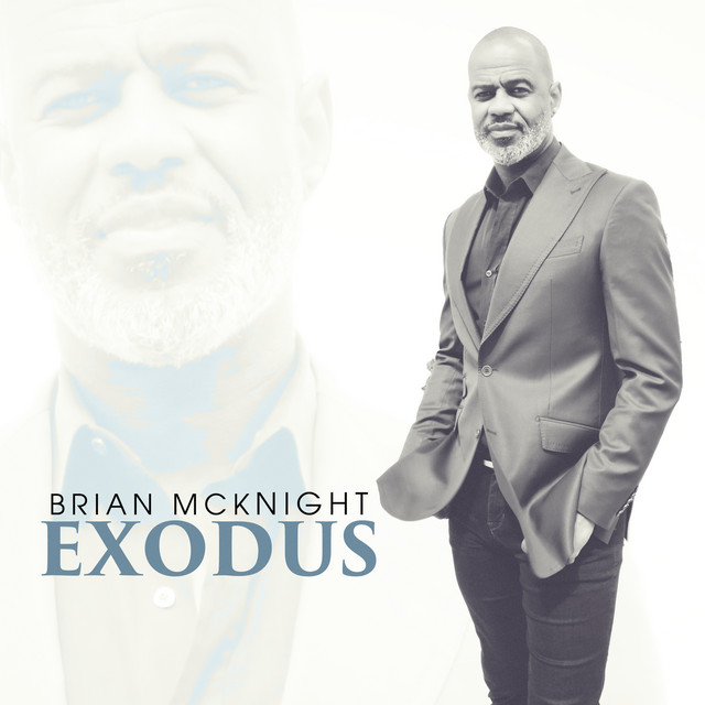 The album cover for Exodus by Brian McKnight