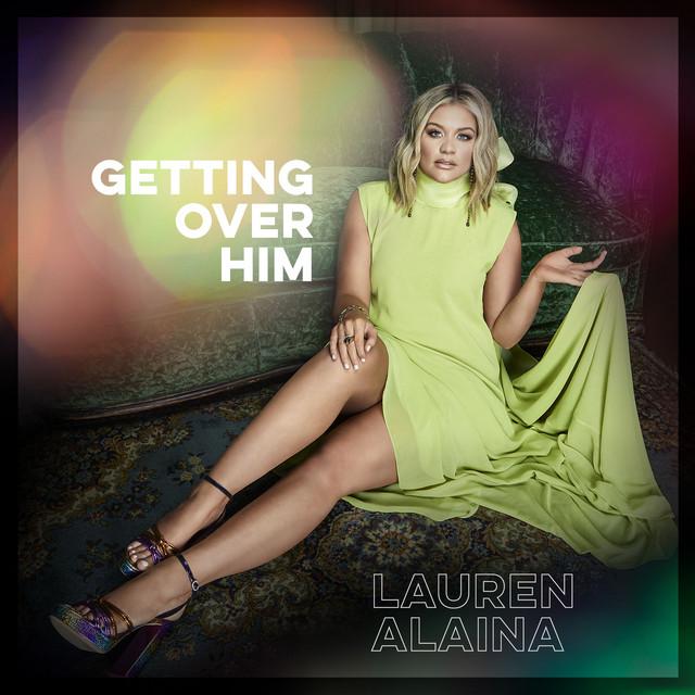 The album cover for Run by Lauren Alaina
