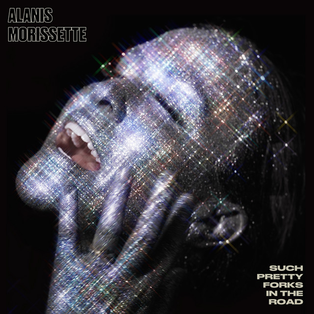 The album cover for Such Pretty Forks in the Road by Alanis Morissette