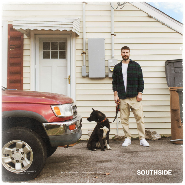The album cover for Hard To Forget by Sam Hunt
