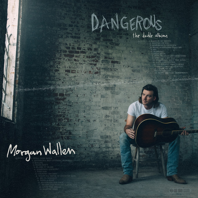 The album cover for Somebody's Problem by Morgan Wallen
