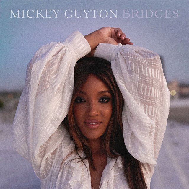 The album cover for Bridges by Mickey Guyton