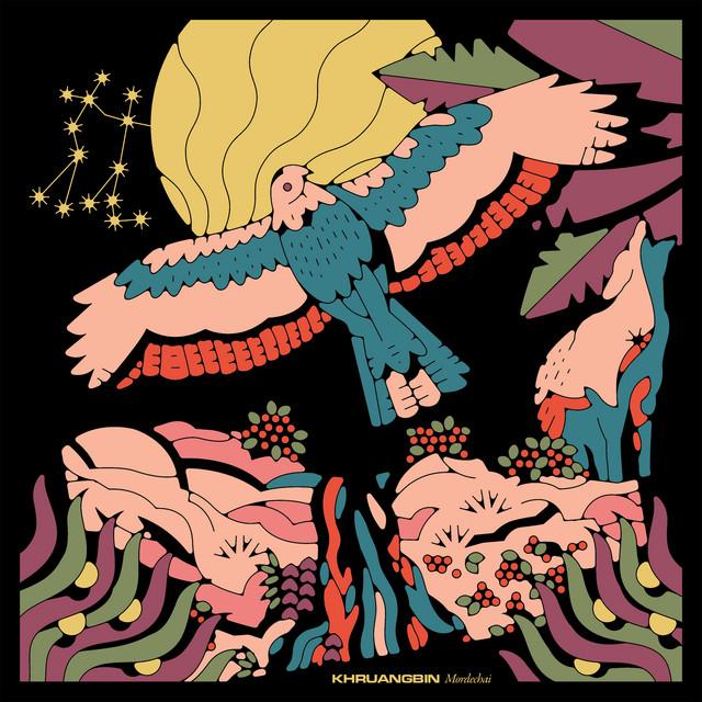 The album cover for Mordechai by Khruangbin