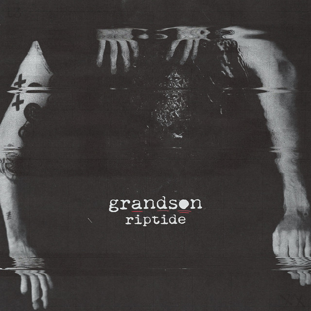 The album cover for Riptide by grandson