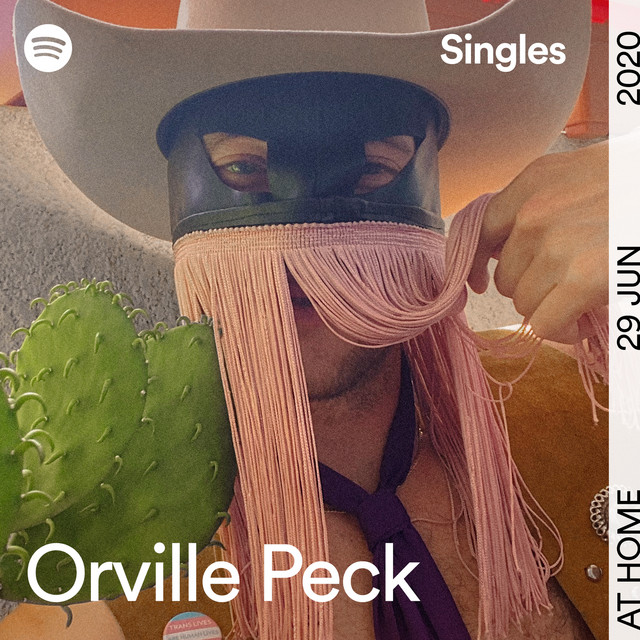 The album cover for Smalltown Boy (Spotify Singles) by Orville Peck