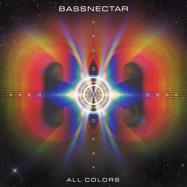 The album cover for All Colors by Bassnectar