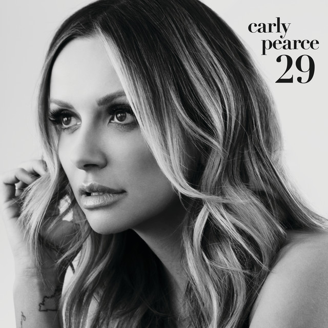 The album cover for 29 by Carly Pearce
