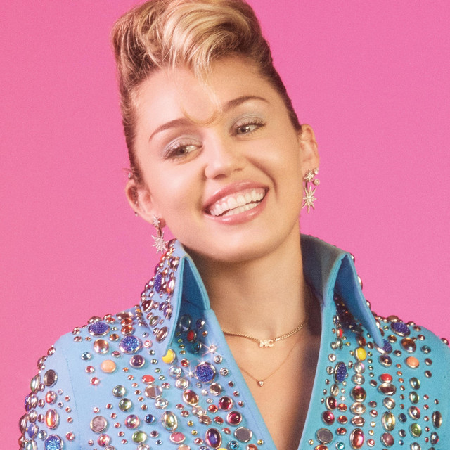 A photo of Miley Cyrus
