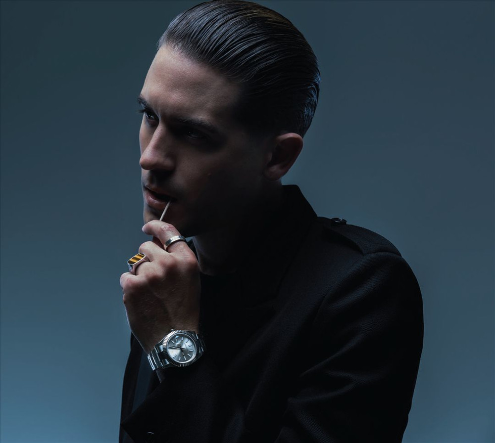 A photo of G-Eazy