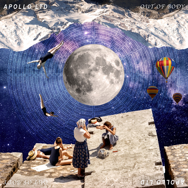 The album cover for Out Of Body by Apollo LTD