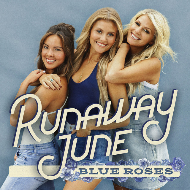 The album cover for Head Over Heels by Runaway June