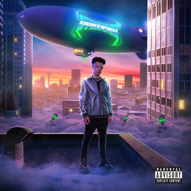 The album cover for Certified Hitmaker by Lil Mosey