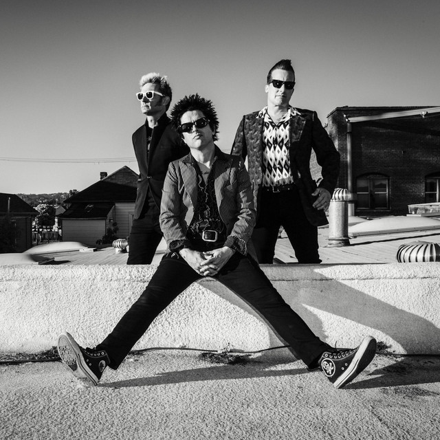 A photo of Green Day