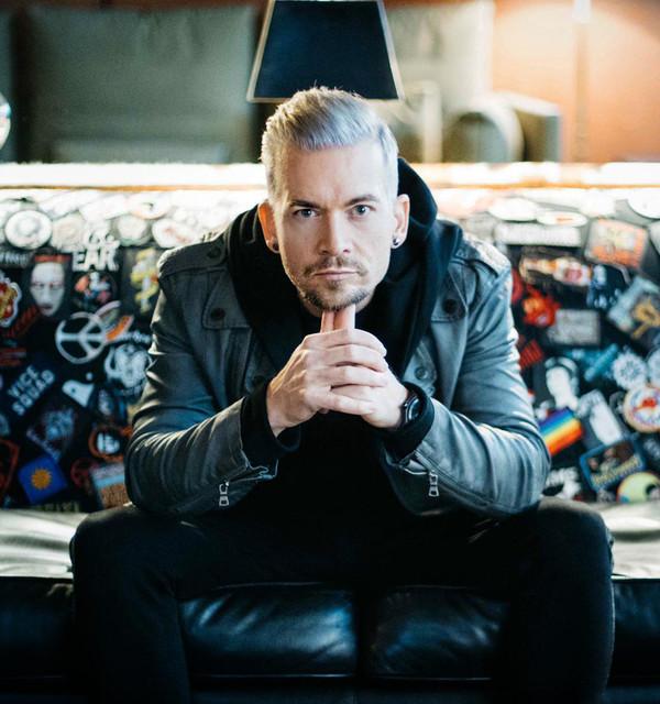 A photo of Damon Sharpe