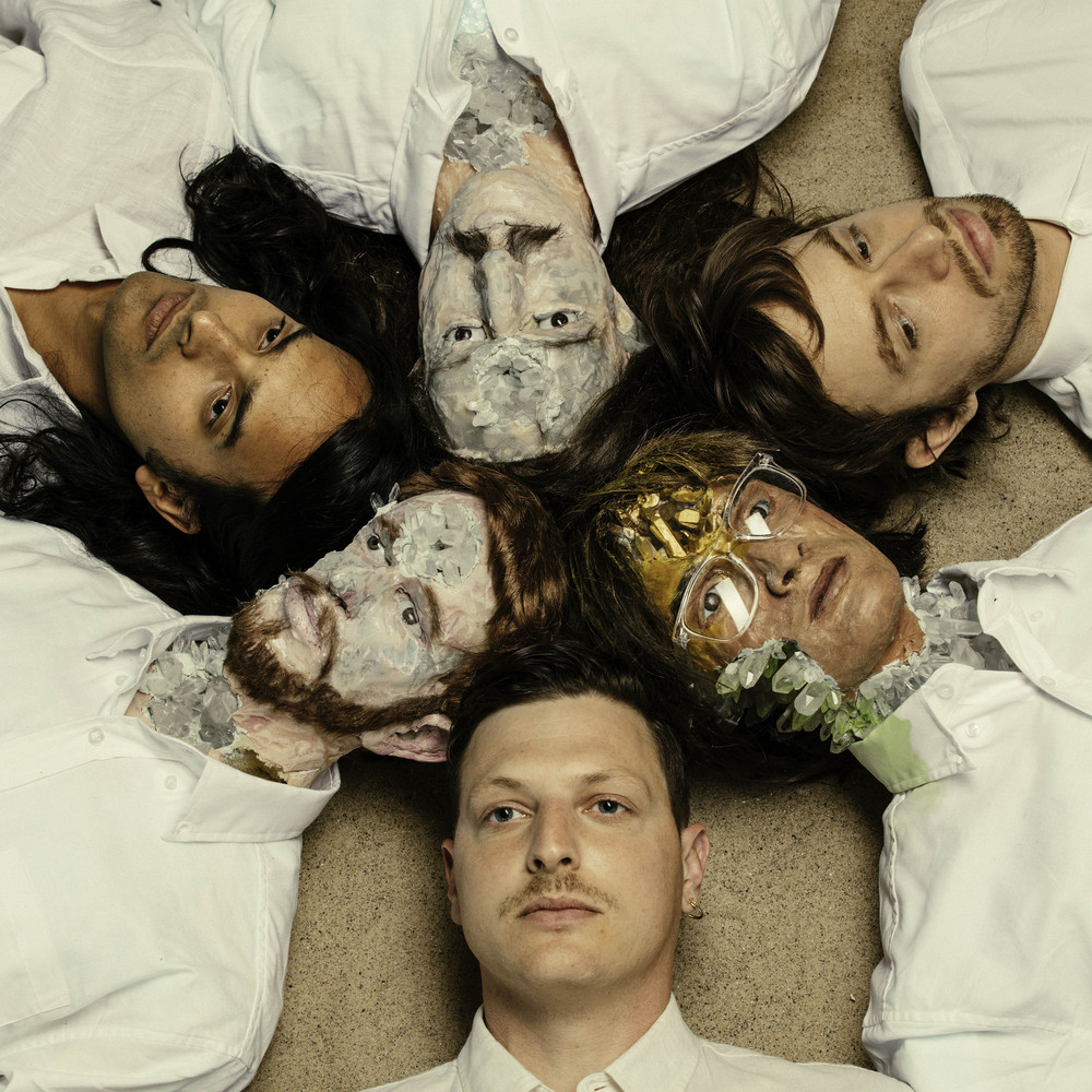 A photo of Yeasayer