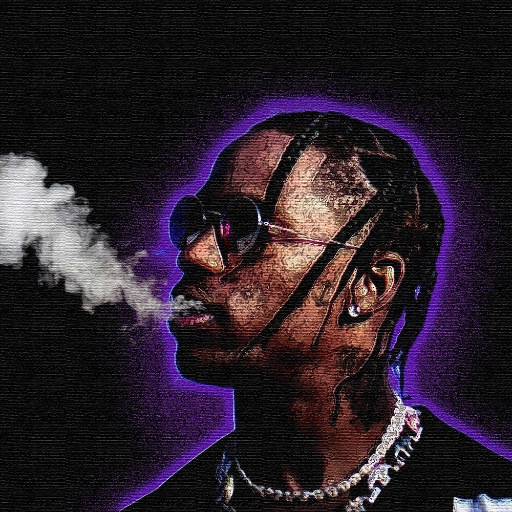 Avatar of the user, TravisScott