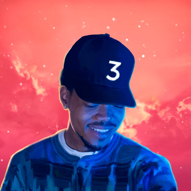 A photo of Chance The Rapper