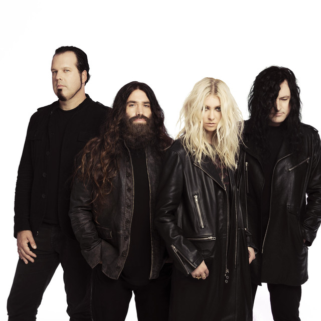 A photo of The Pretty Reckless