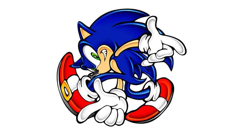 Avatar of the user, sonic